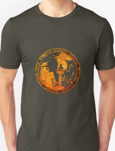 Man and Sphinx Unisex T-Shirt
