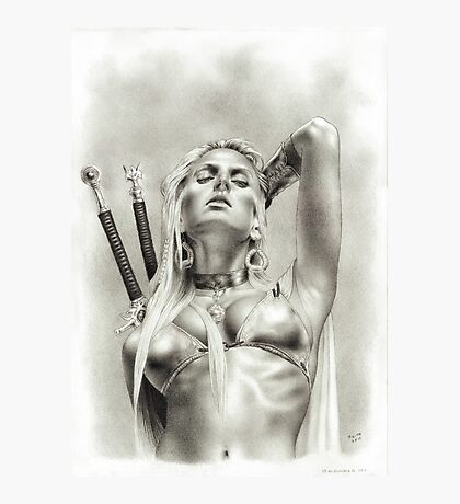 The Last Valkyrie Photographic Print