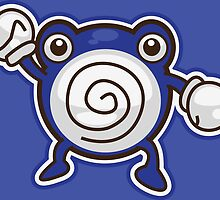 Poliwhirl by Eat Sleep Poke Repeat