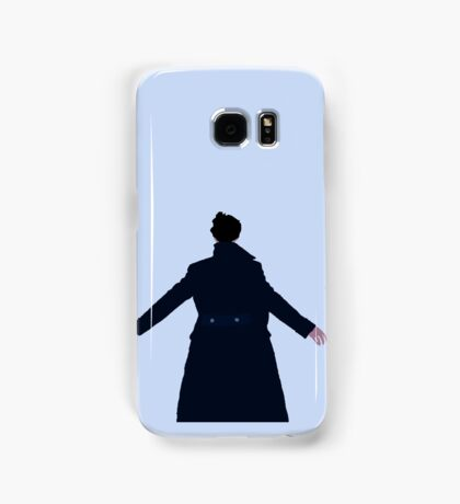 Sherlock The Reichenbach Fall Samsung Galaxy Case/Skin