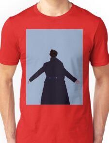 Sherlock The Reichenbach Fall Unisex T-Shirt