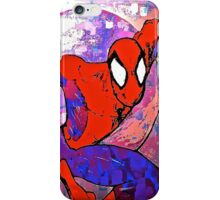 Superhero Spider to the Rescue iPhone Case/Skin
