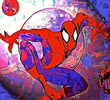 Superhero Spider to the Rescue by Saundra Myles
