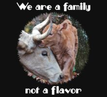 """""""We are a family, not a flavor"""" by rayemond"""