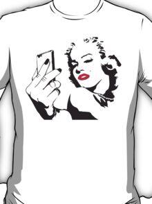 Monroe Selfie T-Shirt