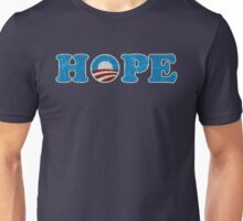Barack Obama Hope t shirt Unisex T-Shirt