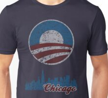Chicago for Obama t shirt Unisex T-Shirt