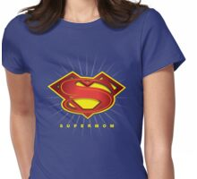 SUPERMOM Womens Fitted T-Shirt