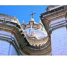 Baroque Architecture Photographic Print