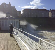 wild waves by cromerpaul