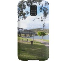 A walk from the ocean side of the Bridge! Karuah, Cent. N.S.W. Samsung Galaxy Case/Skin