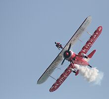 Wing walker by stagemanager