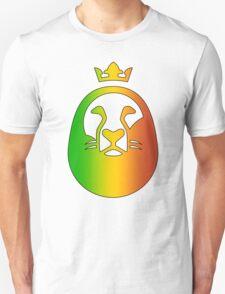 Reggae Lion Of Judah - Gradient T-Shirt