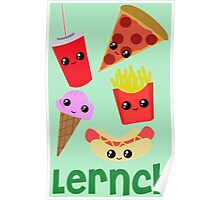 Lernch Poster