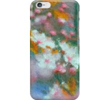 cherry, blossom, flower, tree, impressionist iPhone Case/Skin