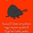Peter Pettigrew by Ben Kling