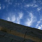 stone and sky by Bekah Driscoll