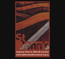 St John's T-shirt Design by stjohns