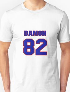 National football player Damon Thomas jersey 82 T-Shirt