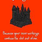 Hogwarts by Ben Kling