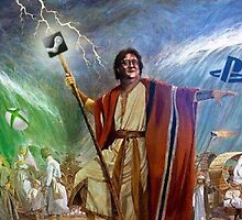 Gaben the savior by Frank-Zappa