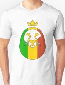 Lion Of Judah - Block T-Shirt