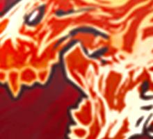 Howl Sticker