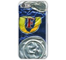 Fosters - Crushed Tin iPhone Case/Skin