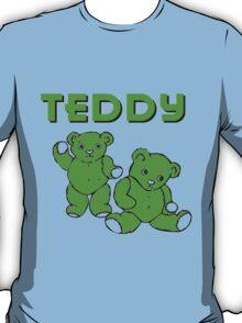 TEDDY BEARS GREEN T-Shirt