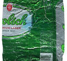 Grolsch - Crushed Tin by Jovan Djordjevic