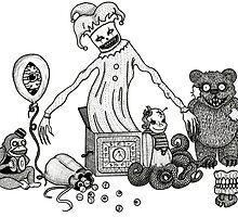 The Playroom by BettyRocksteady