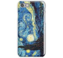 Starry Night- Vincent Van Gogh iPhone Case/Skin