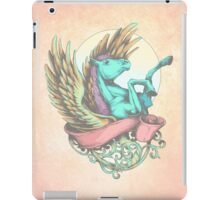 The Divine Stallion iPad Case/Skin