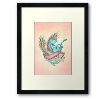 The Divine Stallion Framed Print