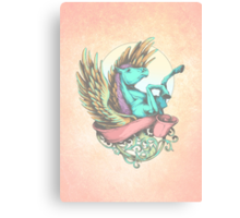 The Divine Stallion Canvas Print