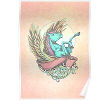 The Divine Stallion Poster