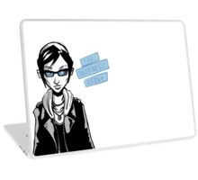 The Happiness Agent Laptop Skin