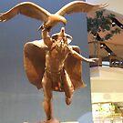 Bird Vs.Man by wldman68