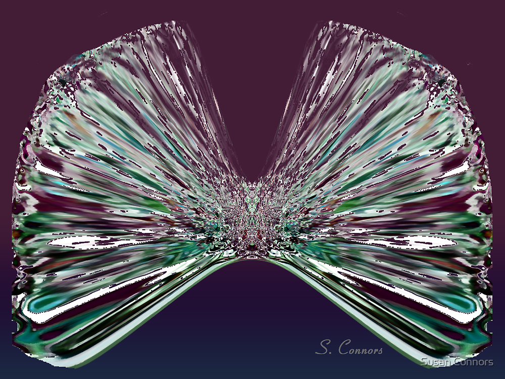 Crystal Bow by Susan Connors