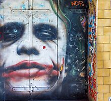 The Joker by darkydoors