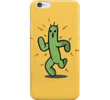 1,000 Needles - Cactuar iPhone Case/Skin
