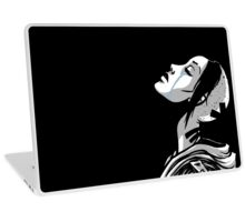 The Happiness Agent - Digital Tear Laptop Skin