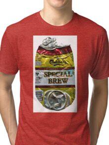 Special Brew - Crushed Tin Tri-blend T-Shirt