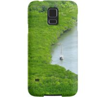 View to Mangroves - Cooktown Samsung Galaxy Case/Skin