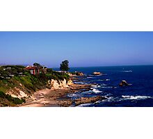 Laguna Beach  Photographic Print