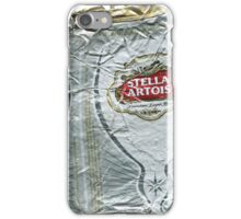 Stella Artois - Crushed Tin iPhone Case/Skin