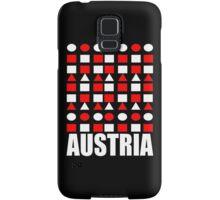 SWINGIN' AUSTRIA Samsung Galaxy Case/Skin