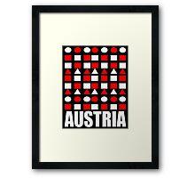 SWINGIN' AUSTRIA Framed Print