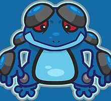 Seismitoad  by gizorge
