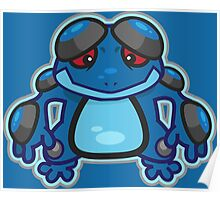 Seismitoad  Poster
